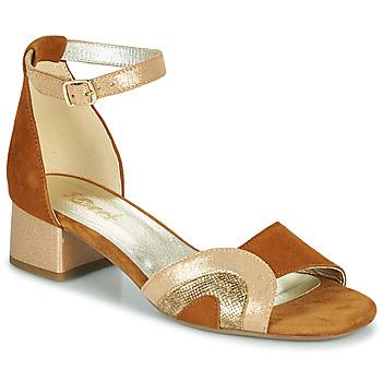 Sapatos Mulher Sandálias Sweet CHINOS Camel