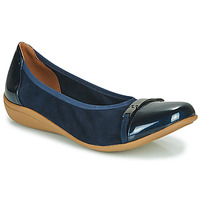 Sapatos Mulher Sabrinas Sweet CLAMS Marinho