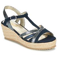 Sapatos Mulher Sandálias Sweet ESNOU Marinho