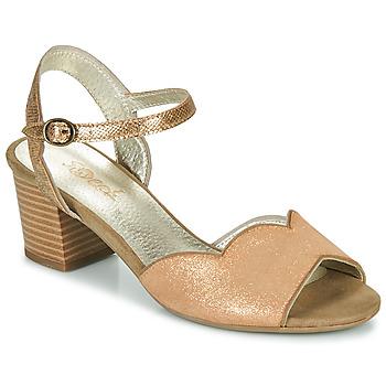Sapatos Mulher Sandálias Sweet GOLFE Ouro