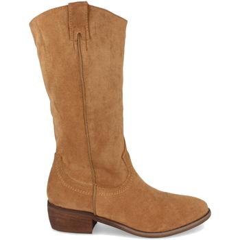 Sapatos Mulher Botas Buonarotti 1S-0513 Camel
