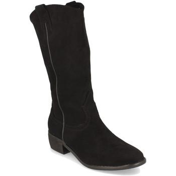 Sapatos Mulher Botas Buonarotti 1S-0513 Negro