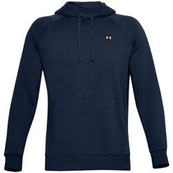 Textil Homem Sweats Under Armour Rival Fleece Hoodie Azul marinho