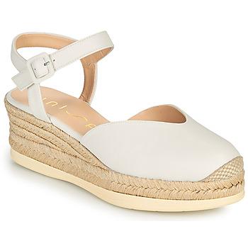 Sapatos Mulher Sandálias Unisa CEINOS Branco