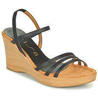 Sapatos Mulher Sandálias Unisa RENERA Preto