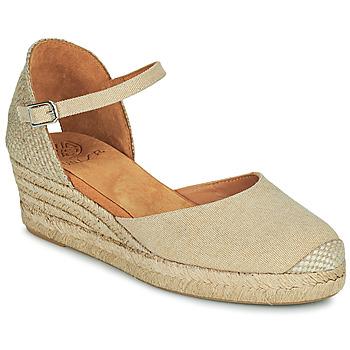 Sapatos Mulher Sandálias Unisa CISCA Bege