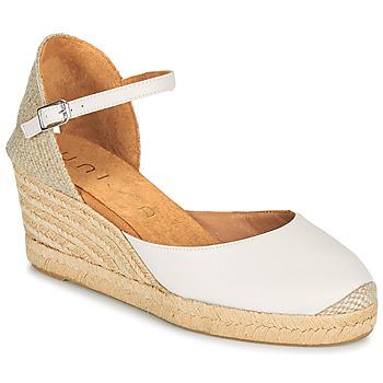 Sapatos Mulher Sandálias Unisa CACERES Branco
