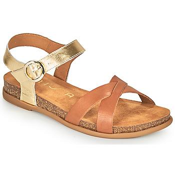 Sapatos Mulher Sandálias Unisa CINCEL Camel