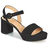 Sapatos Mulher Sandálias Unisa NENES Preto