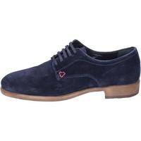 Sapatos Homem Sapatos Triver Flight BK951 Azul