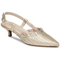 Sapatos Mulher Escarpim Fericelli JOLOIE Ouro