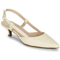 Sapatos Mulher Escarpim Fericelli JOLOIE Branco