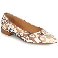 Sapatos Mulher Sabrinas Fericelli SELENA Branco / Ouro