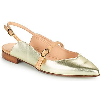 Sapatos Mulher Sabrinas Fericelli SUSANNA Ouro