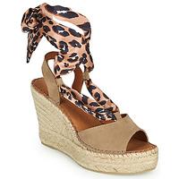 Sapatos Mulher Sandálias Fericelli SERRAJE Castanho