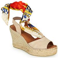 Sapatos Mulher Sandálias Fericelli SERRAJE Bege
