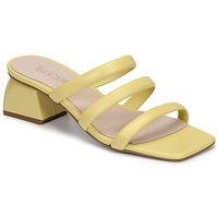 Sapatos Mulher Chinelos Fericelli TIBET Amarelo