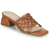 Sapatos Mulher Chinelos Fericelli TELIA Camel