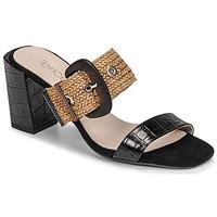 Sapatos Mulher Chinelos Fericelli MARCO Preto