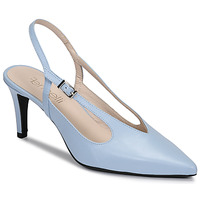 Sapatos Mulher Escarpim Fericelli TIBET Azul