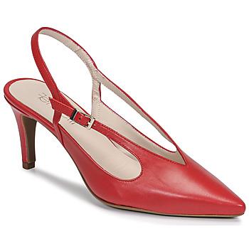 Sapatos Mulher Escarpim Fericelli TIBET Vermelho