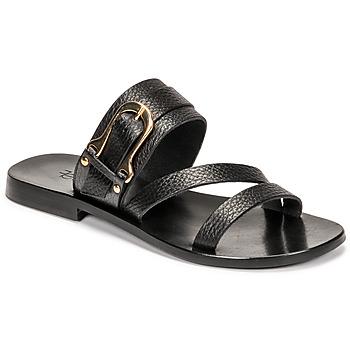 Sapatos Mulher Sandálias Fericelli STAMP Preto