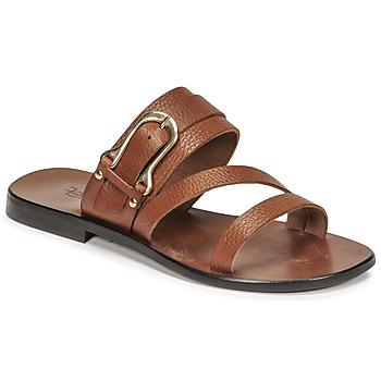 Sapatos Mulher Sandálias Fericelli STAMP Camel