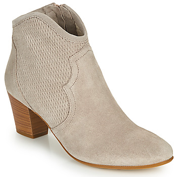 Sapatos Mulher Botins Fericelli CROSTA Camel