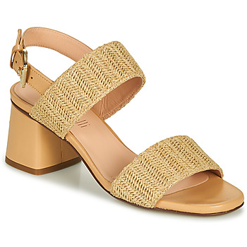 Sapatos Mulher Sandálias Fericelli MARRAK Bege