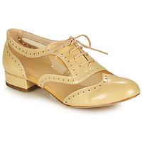 Sapatos Mulher Richelieu Fericelli ABIAJE Amarelo