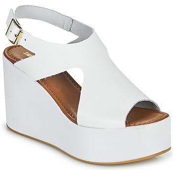 Sapatos Mulher Sandálias Sweet Lemon IJOX Branco