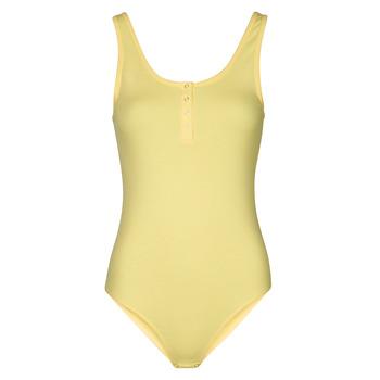 Roupa de interior Mulher Bodies Levi's LEMON MERINGUE Amarelo