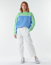 Textil Mulher Calças Levi's CRISP TWILL TOFU Bege