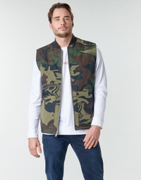 Textil Homem Jaquetas Levi's BIXBITE DEMITASSE Cáqui