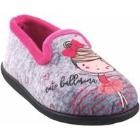 Sapatos Rapariga Chinelos Ne Les Vá para casa garota NELES 4325.144 fuxia Cinza