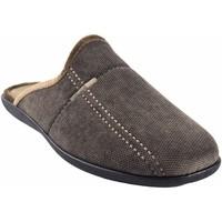 Sapatos Homem Chinelos Ne Les Vá para casa cavalheiro NELES n50-17724 marrom Castanho