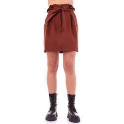 Textil Mulher Saias Denny Rose 021DD70020 Castanho