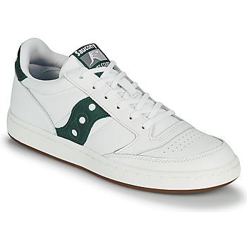 Sapatos Homem Sapatilhas Saucony JAZZ COURT Branco / Verde