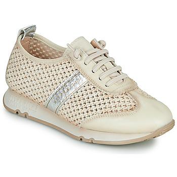 Sapatos Mulher Sapatilhas Hispanitas KAIRA Bege