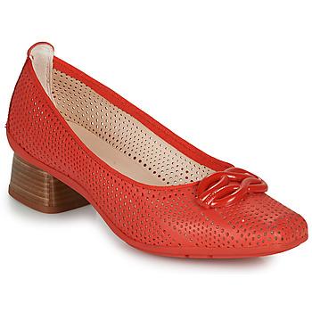 Sapatos Mulher Escarpim Hispanitas FIONA Vermelho