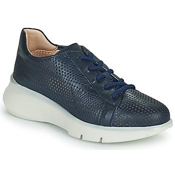 Sapatos Mulher Sapatilhas Hispanitas TELMA Azul