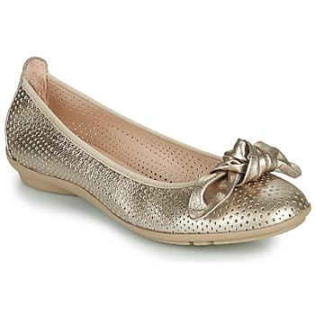 Sapatos Mulher Sabrinas Hispanitas CAPRI Ouro