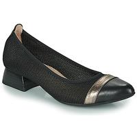 Sapatos Mulher Escarpim Hispanitas ADEL Preto / Prata