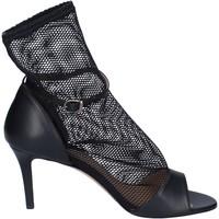 Sapatos Mulher Sandálias Stephen Good BK961 Preto