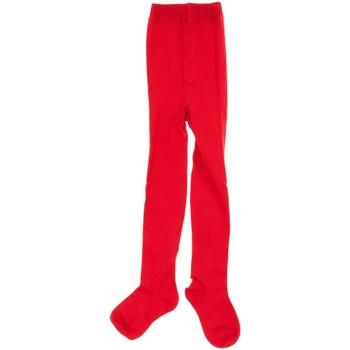 Roupa de interior Rapariga Meia calça / Meias de liga Marie Claire Leotardo infantil basico Vermelho
