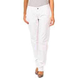 Textil Mulher Chinos Gaastra Pantalon largo Branco