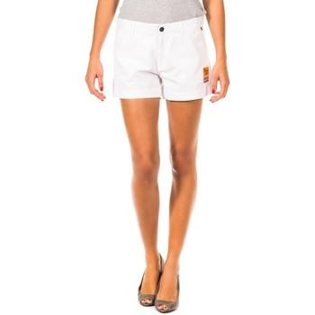 Textil Mulher Shorts / Bermudas Gaastra Pantalon corto Branco