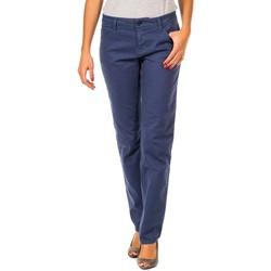 Textil Mulher Chinos Gaastra Pantalon largo Azul