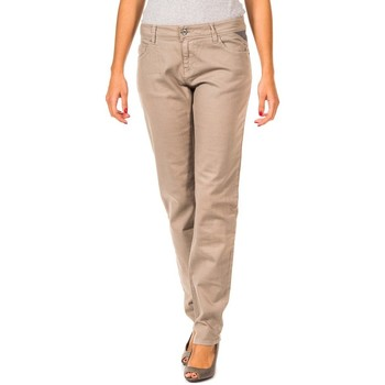 Textil Mulher Calças Gaastra Pantalon largo Cinza