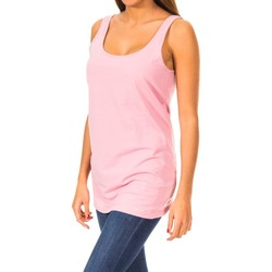 Textil Mulher Tops sem mangas Gaastra Camiseta de tirante Violeta